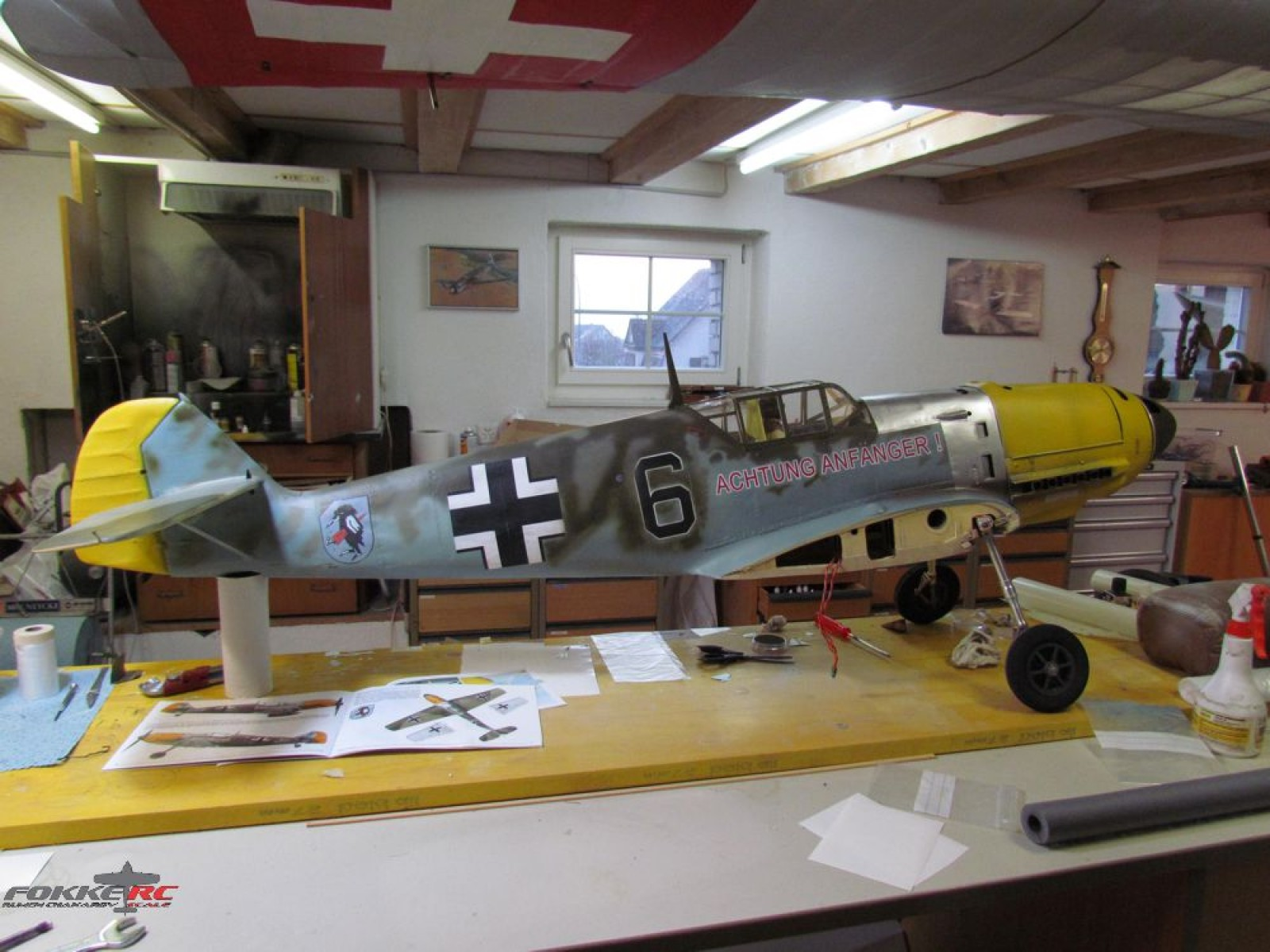 Обои Bf 109 k4, war, painting, german fighter, ww2, aviation. Авиация foto 14
