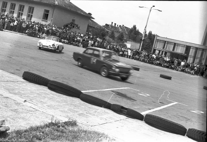 1969 година а ралито е Обиколка на България управлявано от Атанас Панайотов