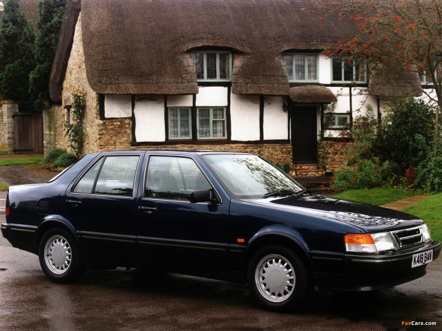 saab 9000 1988 pictures 1